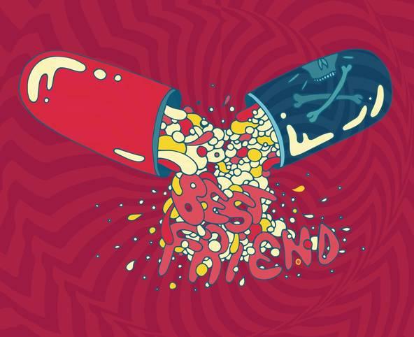 红色发光碎片素材